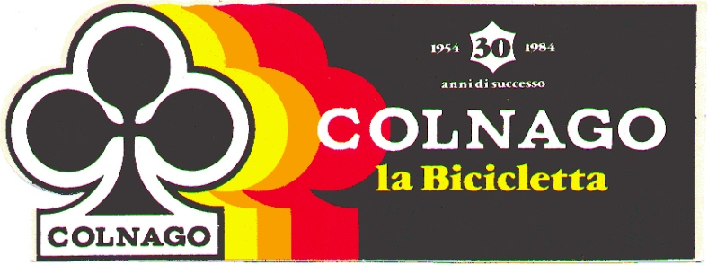 Copy of Colnago 30